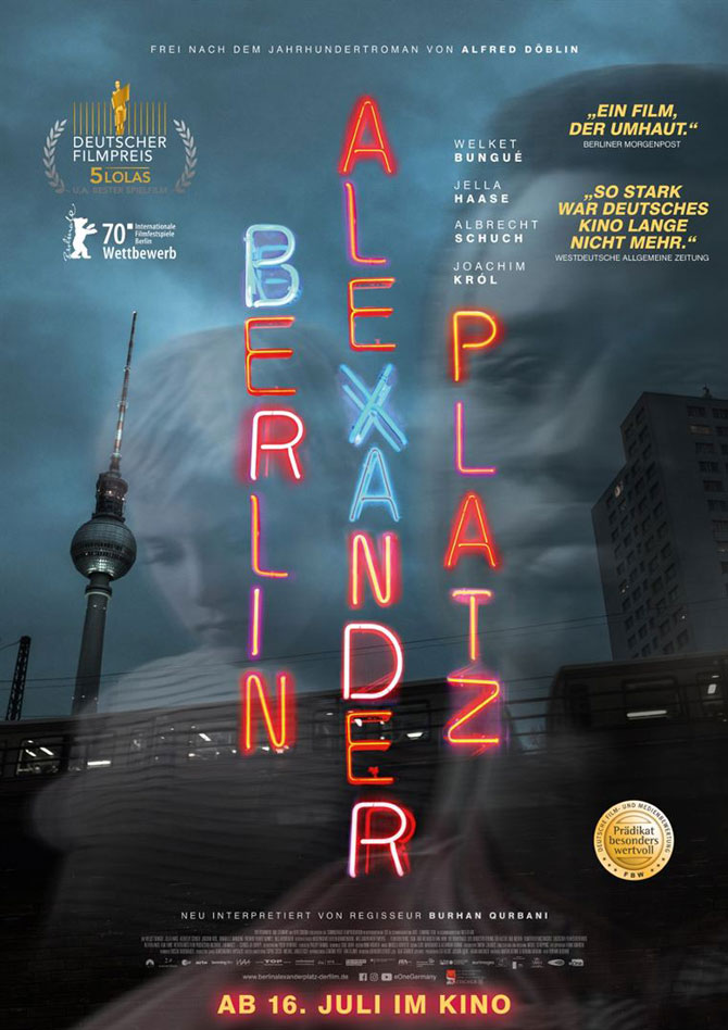 Berlin Alexanderplatz Film 2020 Poster